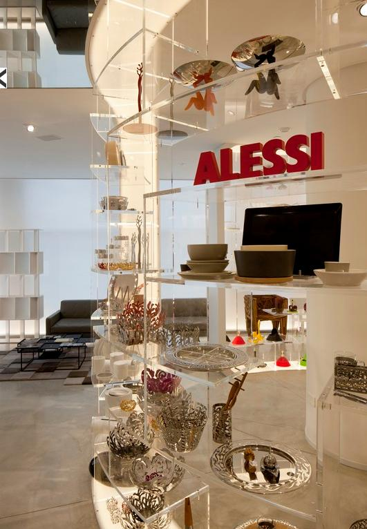 Moderne Shop Interior Design von Toll Alessi