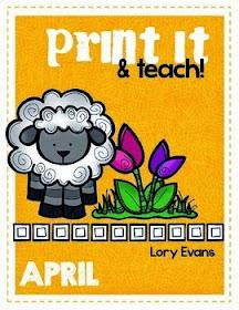 April Printables