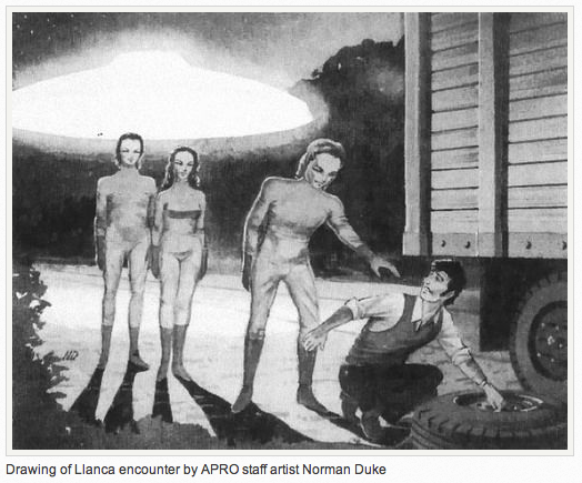 UFO SIGHTINGS DAILY: This Day In UFO History: Oct 28, 1973 Man ...