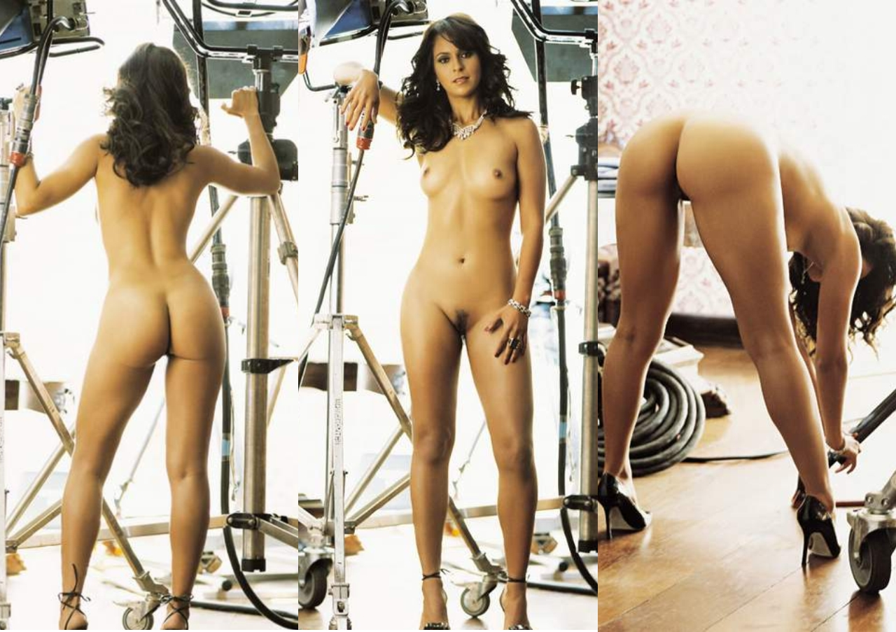 Laysla De Oliveira  nackt