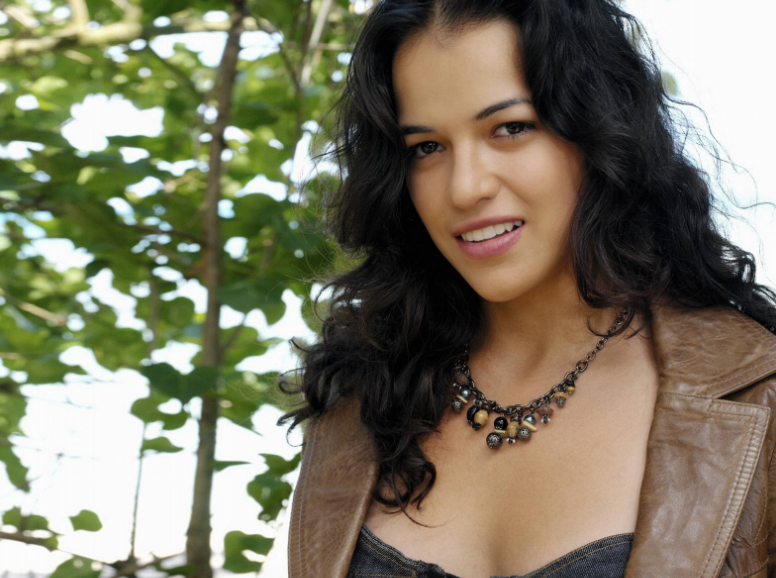 Michelle Rodriguez in Jacket 13