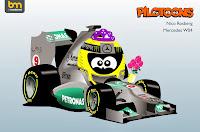 Apuestas Deportivas Rosberg Formula 1 + Voleibol – Campeonato 2014 + FIVB Gran Copa de Campeones