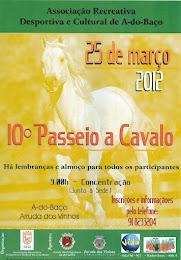 passeio a cavalo a-do-baço 2012