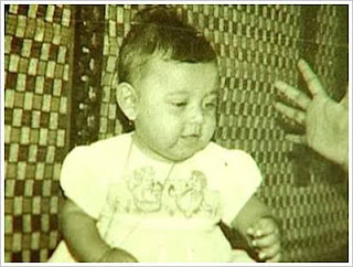 Rani Mukherjee Childhood Pictures