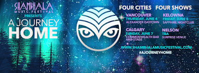 Canada's Shambhala Music Festival Teaser Video 18th Annual Event