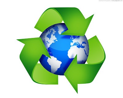 Save the Environment: Reduce, Reuse, Recycle