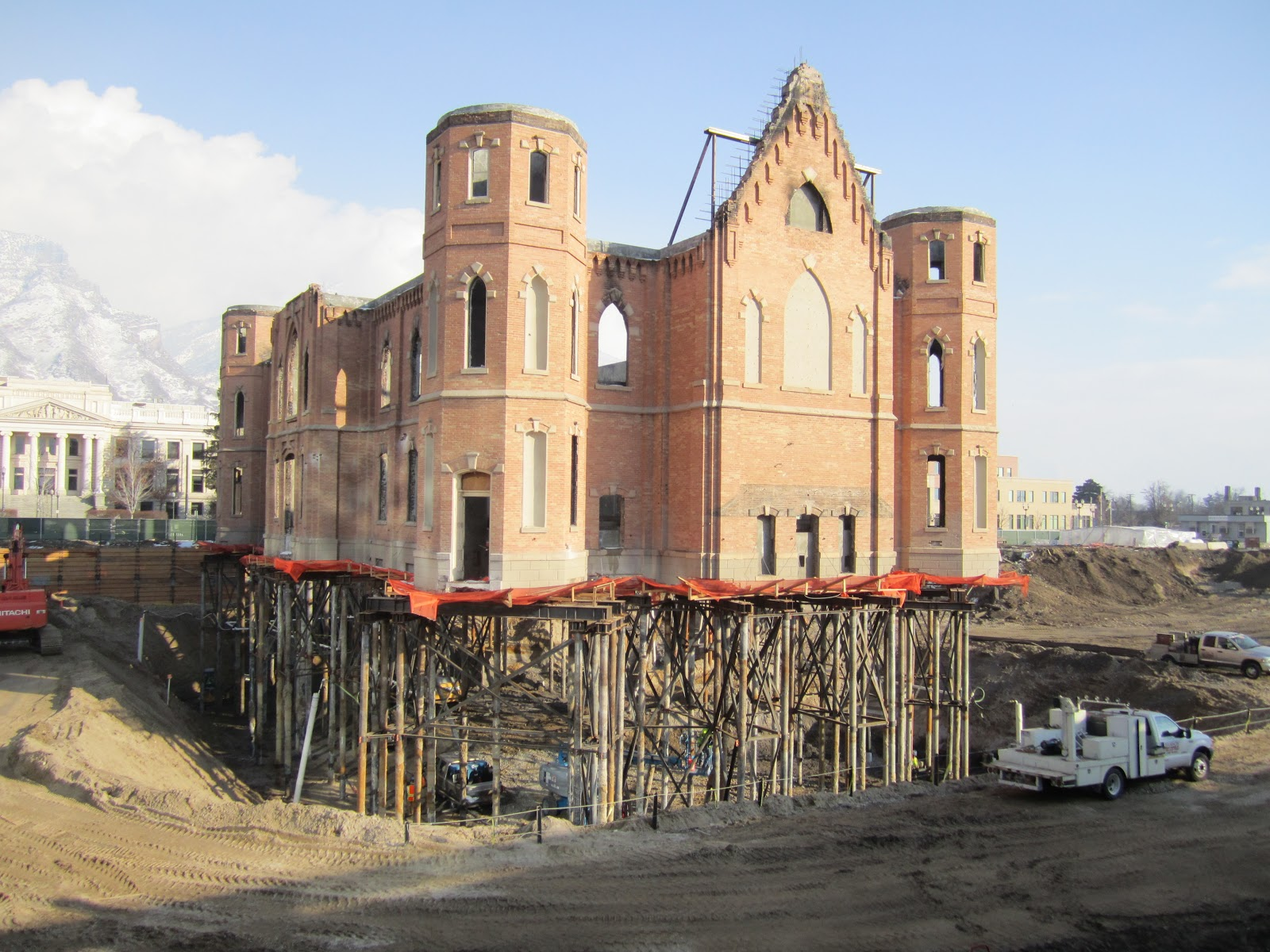 Great Scot Lds Provo City Center Temple Progress Feb 2013