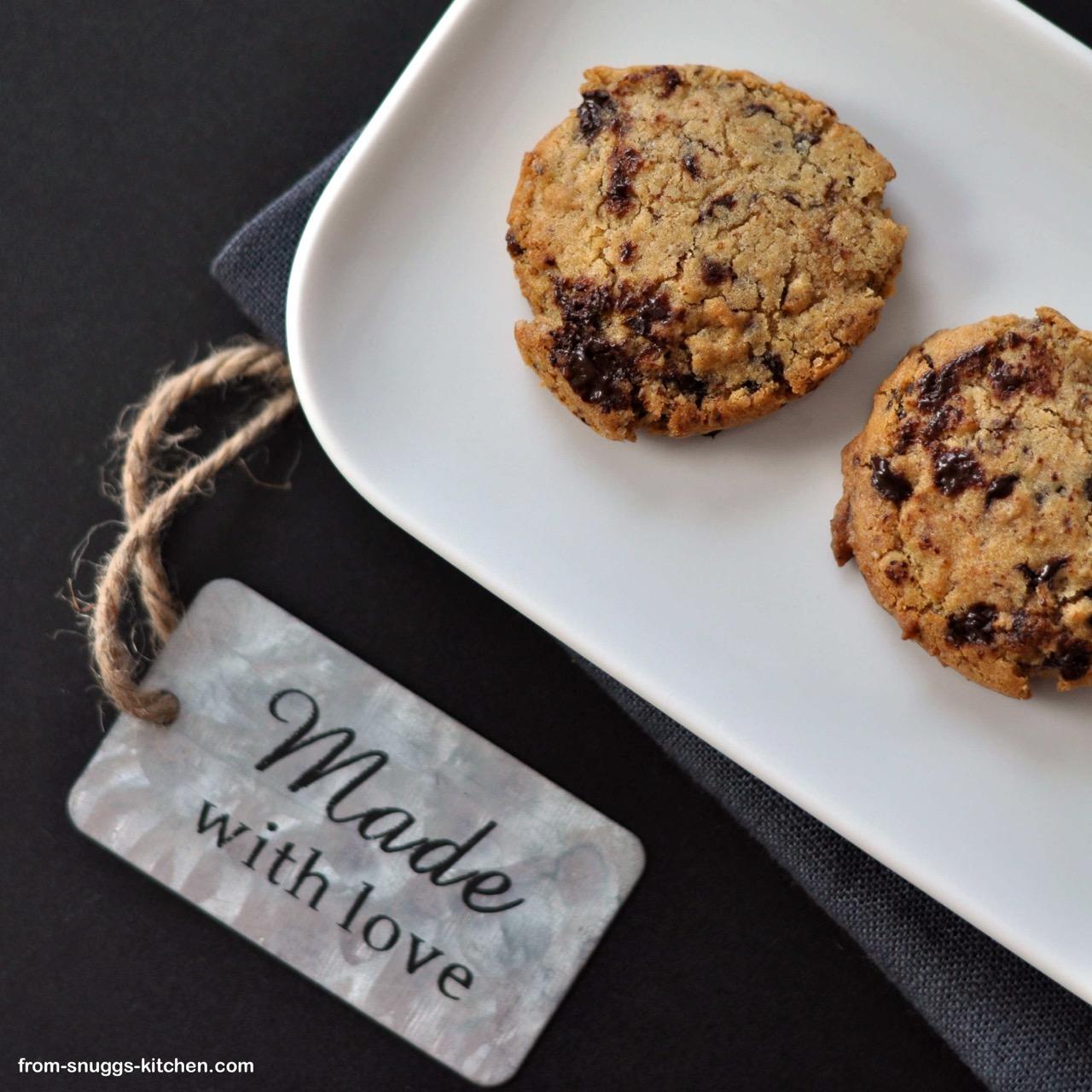 Die wirklich besten!! Chocolate Chip Cookies aus Cookie-Love