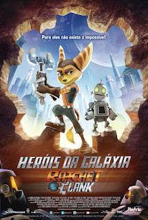 Heróis da Galáxia: Ratchet and Clank