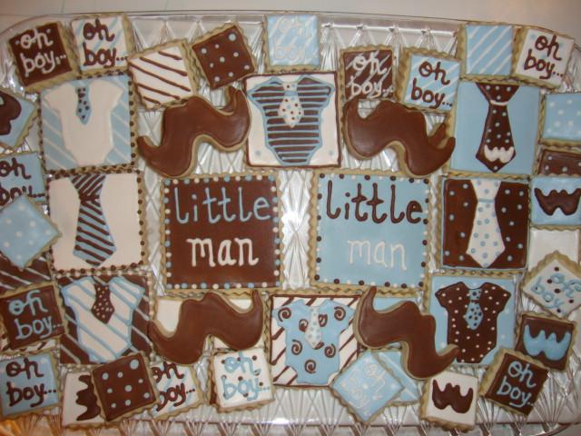 sweet delightz little man baby shower