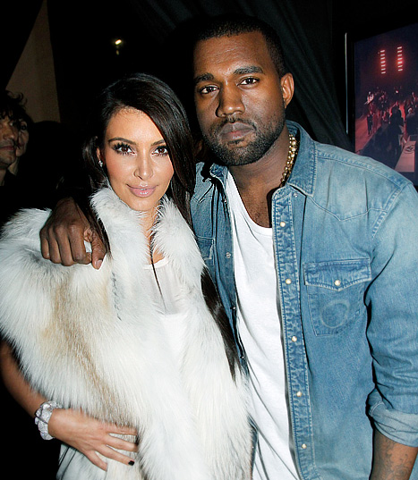Kim Kardashian and Kanye West Relationship Timeline