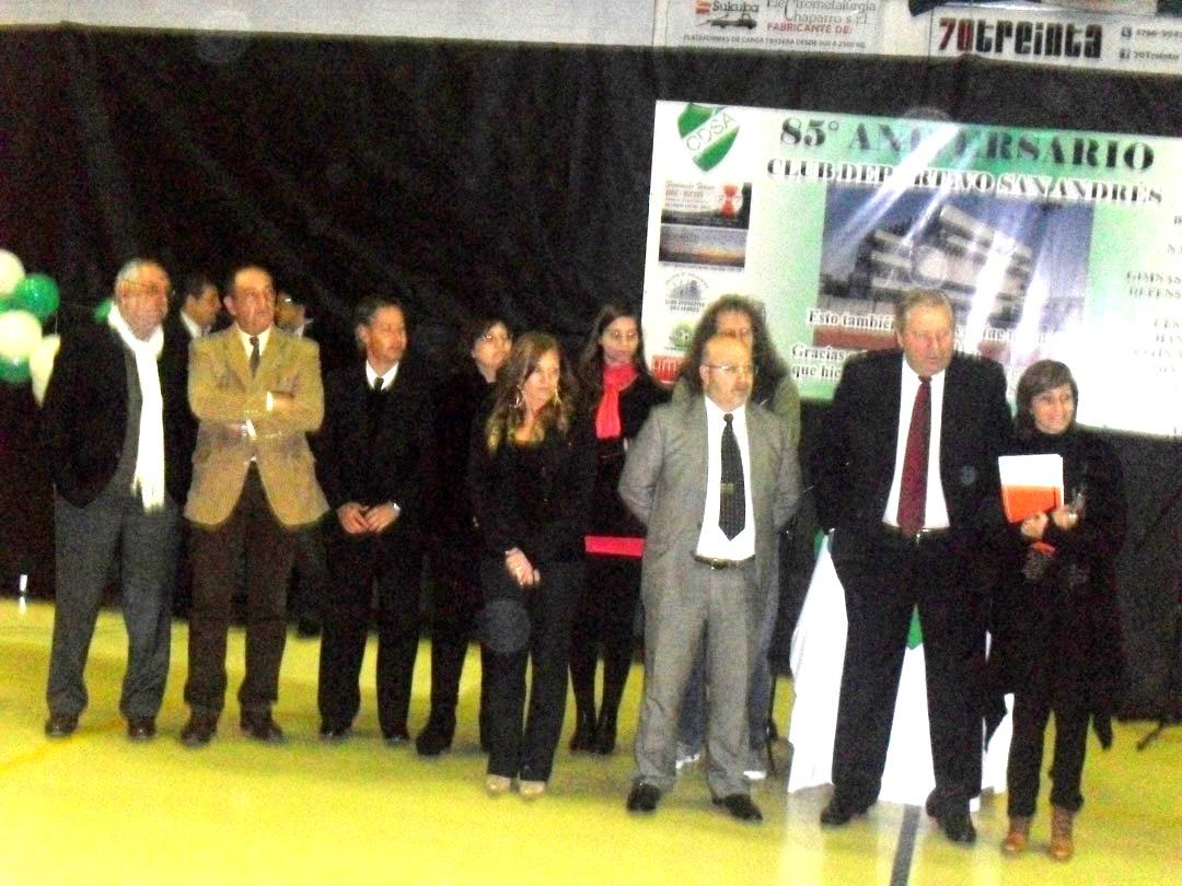 San martin se realizo el lanzamiento del proyecto del - Proyecto club deportivo ...