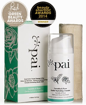 A calming cleanser from Pai
