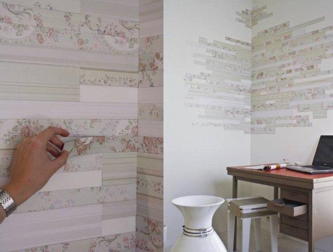 pintores revestimiento de paredes - Revestimientos De Paredes