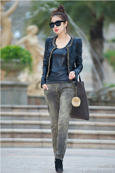 ¿A ustedes les gusta la moda asiática? ¿También imponen su propio estilo?