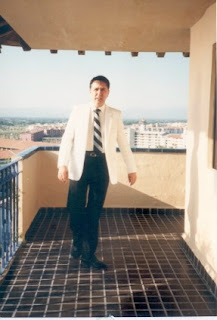 Daniel Chavez Moran, Mexico
