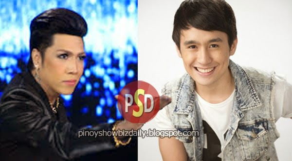 Fifth admits he's bisexual; Vice Ganda to the rescue