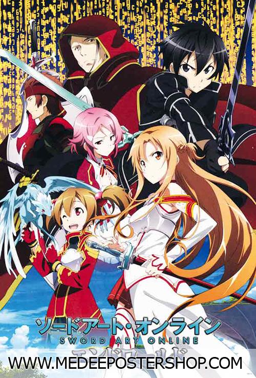 Sword Art Online Poster - 02