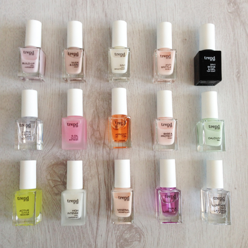 trend it up dm drogeriemarkt neue Eigenmarke nagellack nailpolish nagelpflege