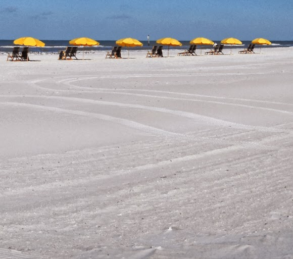 Clearwater Beach, Florida USA - schönste Strände Floridas