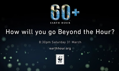 YouTube Earth Hour 2012