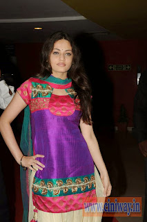 Sneha-Ullal-Photos-at-Action-3d-Premiere