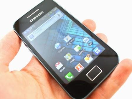 Samsung Galaxy Ace 4, Ponsel Android Terbaru 4G