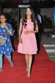 Manchu Lakshmi Latest Pictures in Short Dress at Yevade Sumanyam Audio Launch ~ Celebs Next