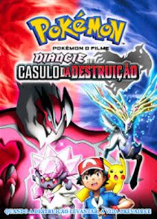 Pokémon O Filme: Diancie e O Casulo da Destruição - BDRip Dublado