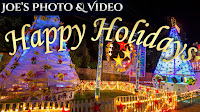 Merry Christmas & Happy Holidays To Everyone - Joe's Photo & Video Channel