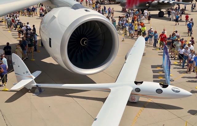 Perlan II pesawat tanpa mesin yang mampu terbang tinggi