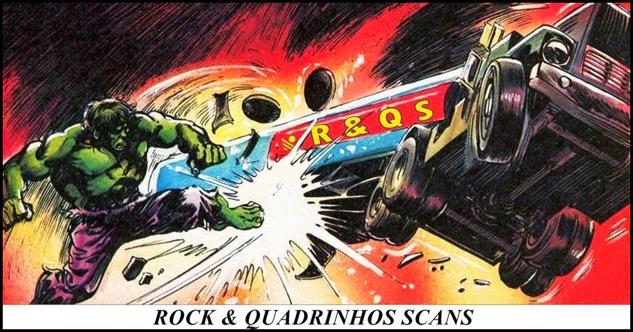 ROCK & QUADRINHOS SCANS