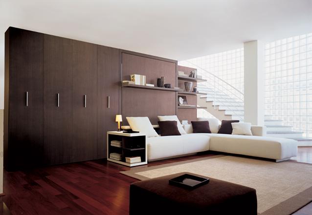 Muebles multifuncionales para espacios reducidos muebles for Muebles juveniles para espacios reducidos