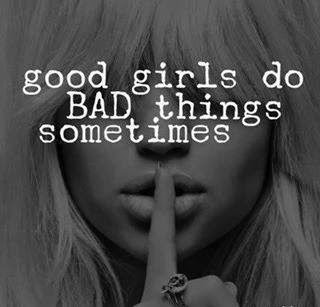 good girl,bad intention