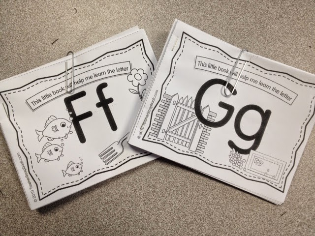 http://www.teacherspayteachers.com/Product/Alphabet-Mini-Letter-Books-406515