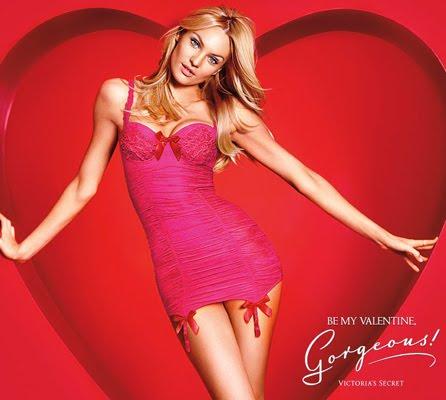 Victoria Secret San Valentín