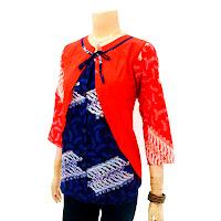 Blouse Batik Wanita DBT-2835