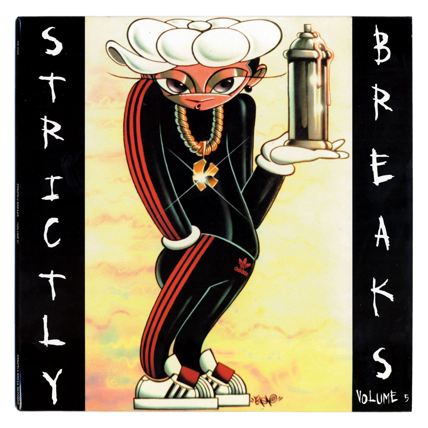 Strictly Breaks Volume 5 (1998) (CD) (320)