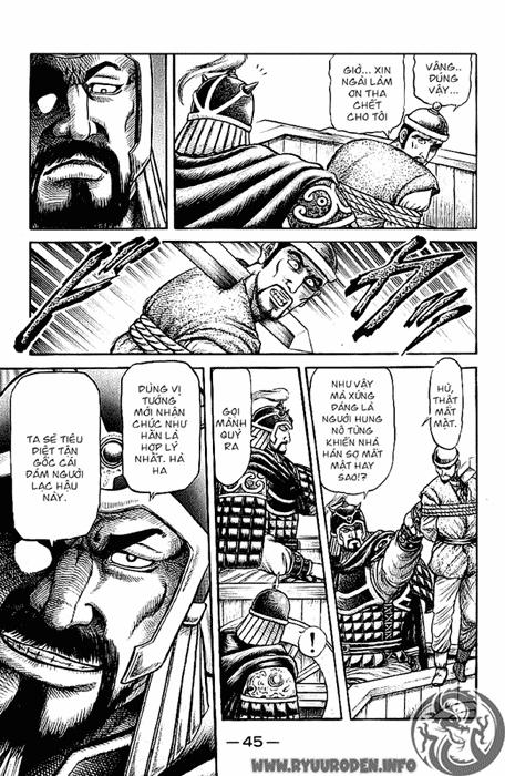 Chú Bé Rồng - Ryuuroden chap 123 - Trang 3