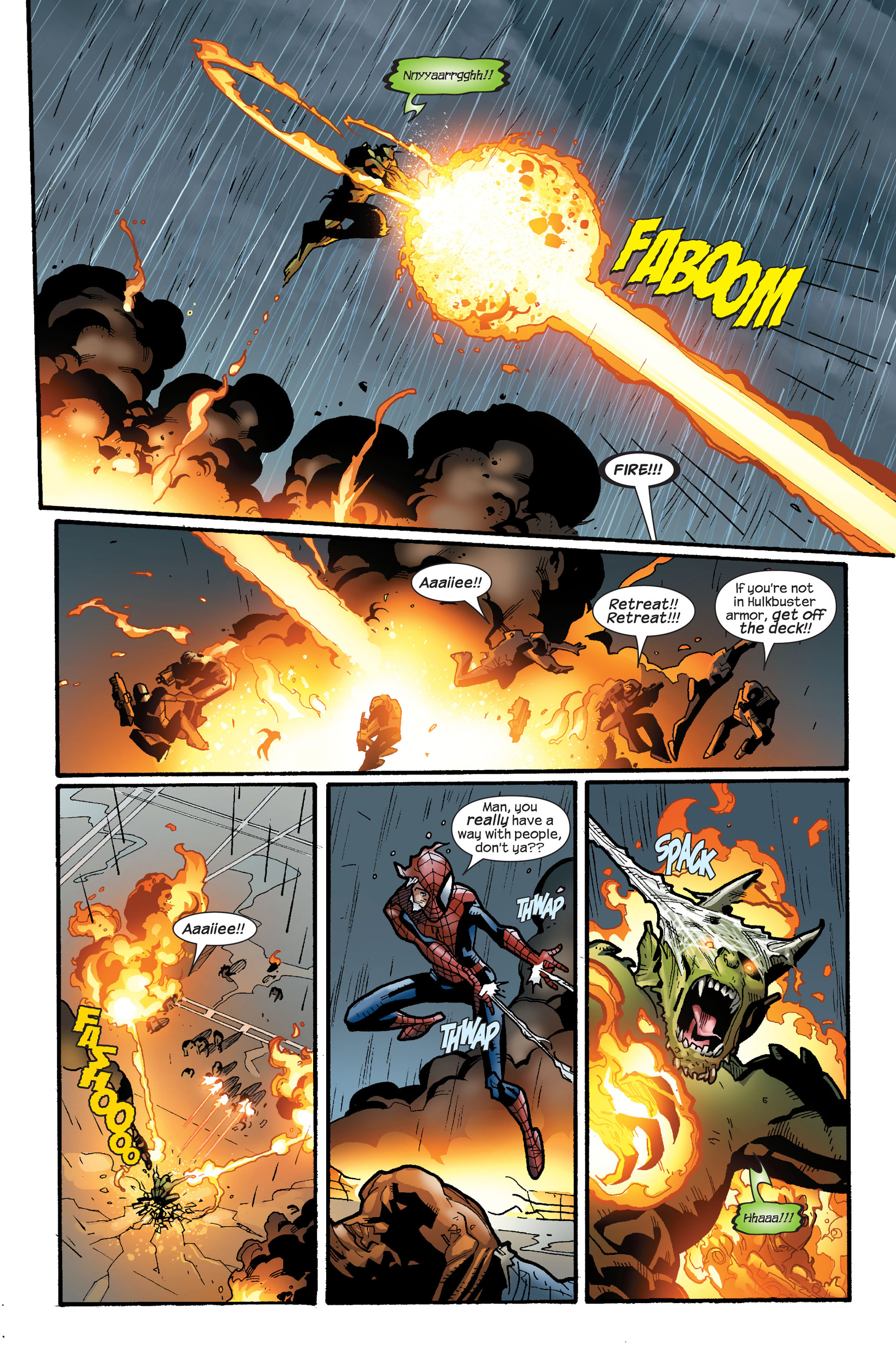 Ultimate Spider-Man (2000) Issue #117 #121 - English 13