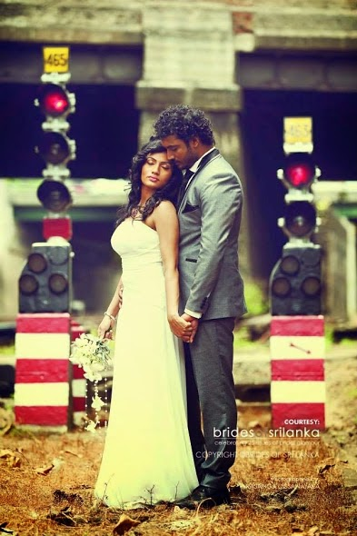 Welcome to lankaactresses web site !!: Chathurika and Gayan in Wedding ...