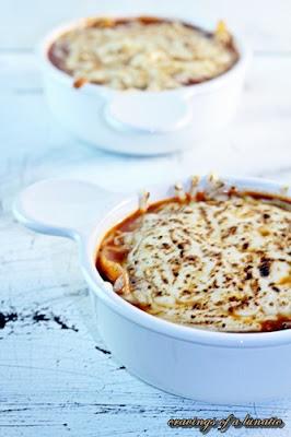 Cravings of a Lunatic: Slow Cooker Lasagna Soup