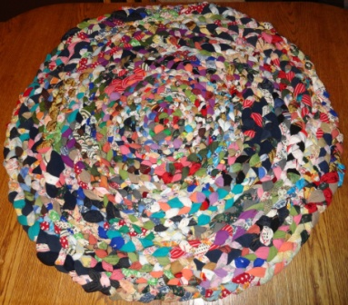 Handmade Braided Rug