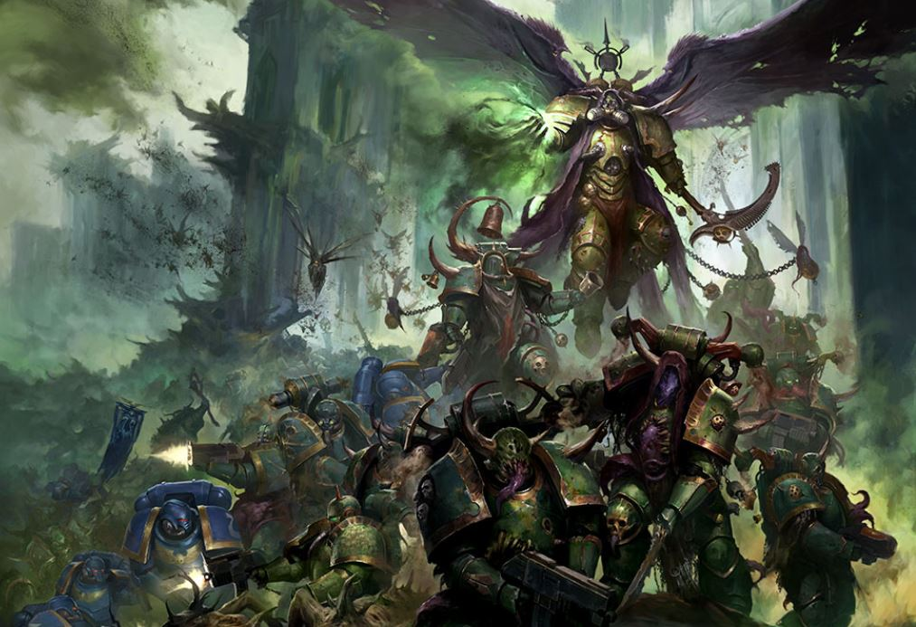 Deathguard Codex Preview
