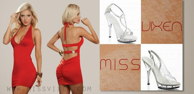 Miss Vixen Dress Shoes