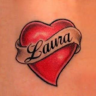 Tatuagens com Nome