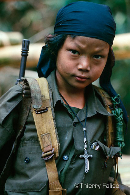 an essay on the child soldier