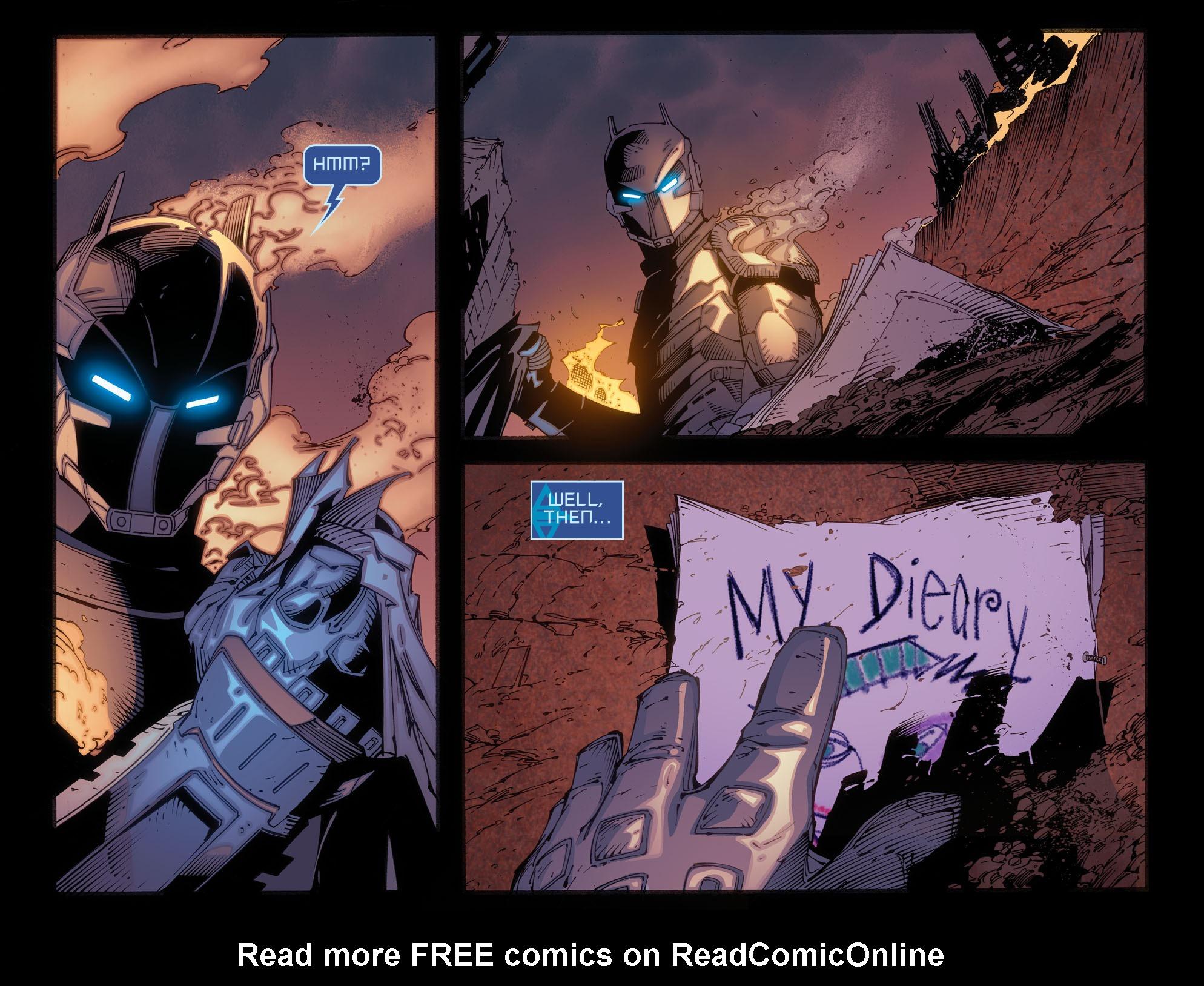 Batman: Arkham Knight [I] Issue #3 #5 - English 9