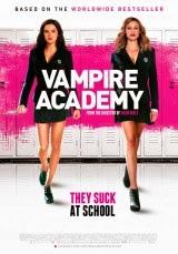 Vampire Academy: Blood Sisters (2014)