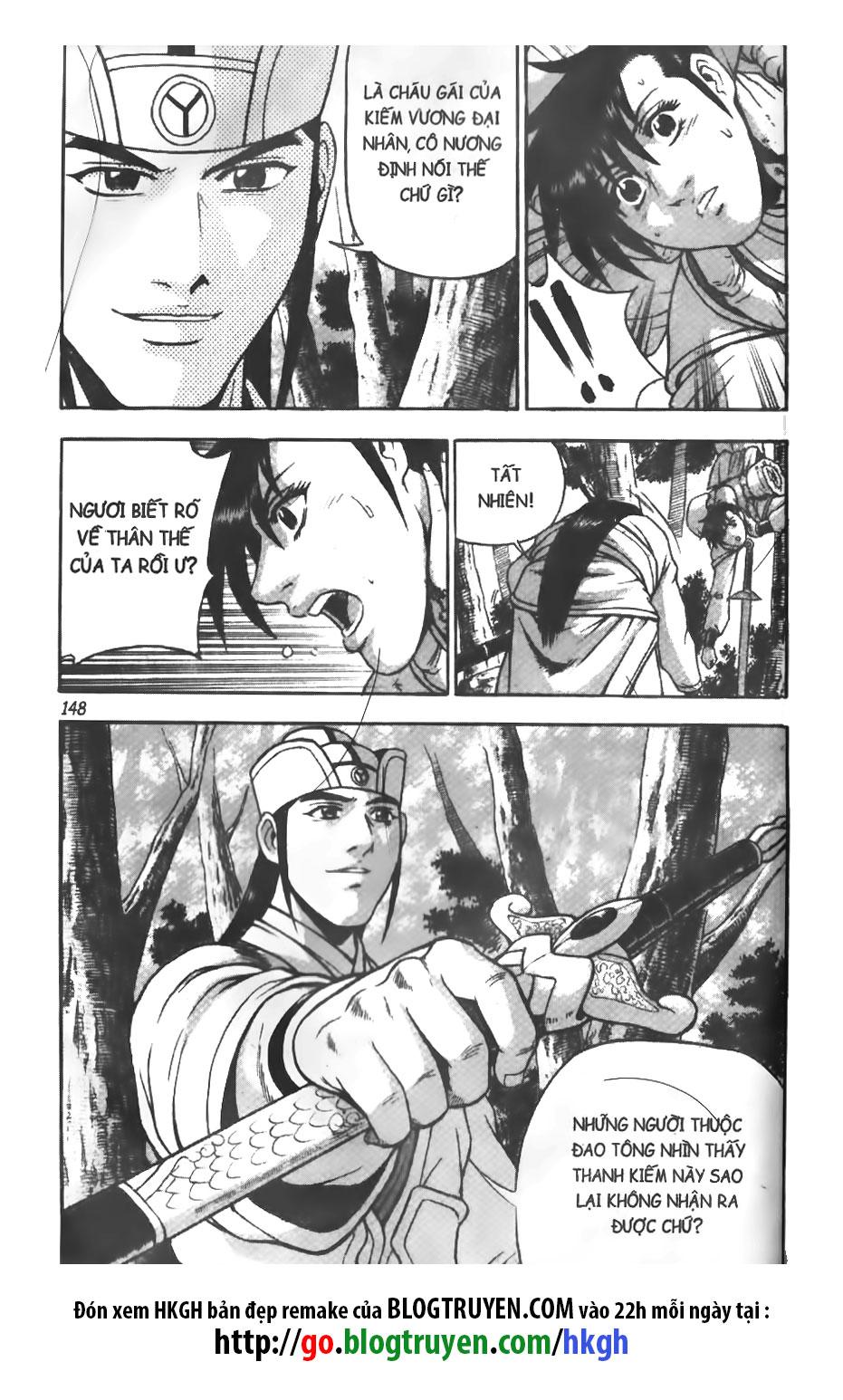 Hiệp Khách Giang Hồ chap 284 page 11 - IZTruyenTranh.com